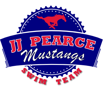 Pearce Mustangs Swim Team